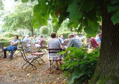 Café unter den Klosterlinden