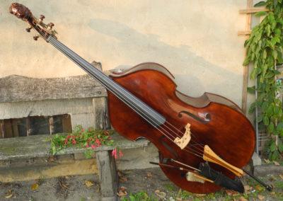 Hallo, ich bin der aktuelle Bass von Heiner Windelband!