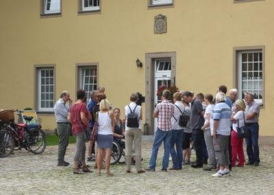 Schnupper-Klosterführung um 13.00 Uhr