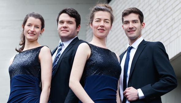 Aris Quartett eröffnet das Konzertjahr im Kloster Malgarten