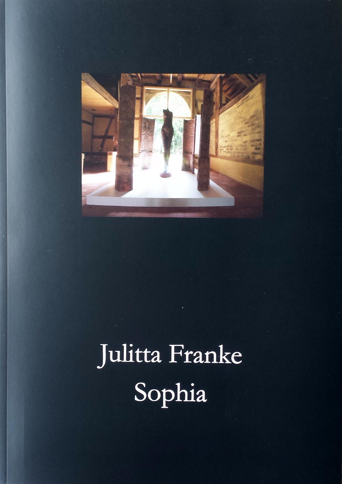 Broschüre Julitta Franke Sophia