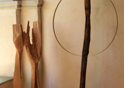 Skulpturen aus Holz_Atelier hestia